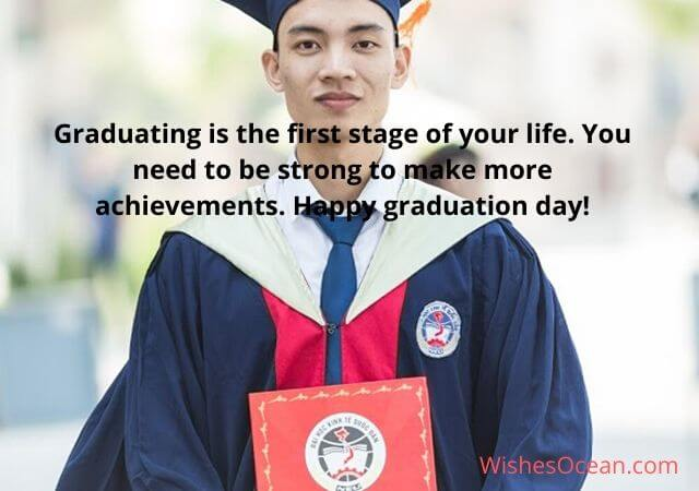 Graduation Messages for Brother