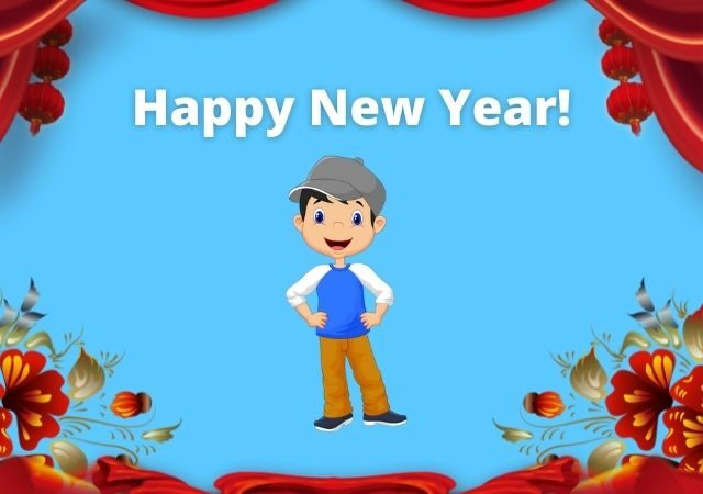 Happy New Year Wishes for Fiance