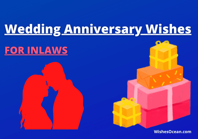 wedding anniversary wishes for inlaws